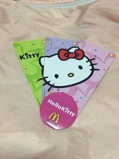 Hello Kitty 紙扇
