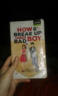 How to break up with the bad boy