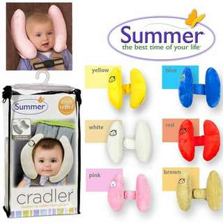 Summer Infant Cradler/ Adjustable Head Support