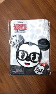 Mickey Mouse Bag Tag