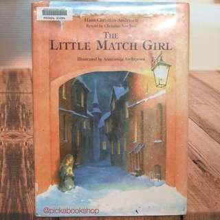 The Little Match Girl - Hans Christian Andersen - Christine San Jose