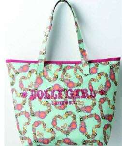 BN Anna Sui Dolly Girl tote bag / mook (magazine book)