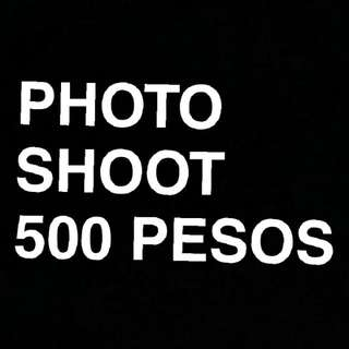 Yo Guys Photoshoot For 500 Php