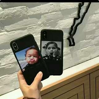 🚚 Iphone歐美小孩手機軟殼