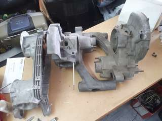 Vespa lambretta engine case 200cc