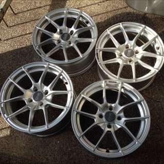 Oz Racing 15x7jj 4x100 ET38