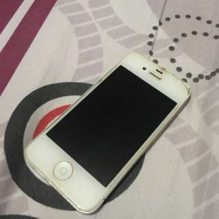 Iphone 4s (for Part Out)