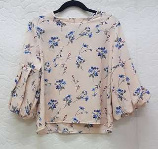 Blouse free size to xl