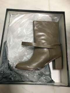 Brand new Calvin Klein leather boot @ original price $560