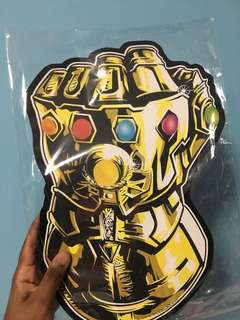 LIMITED EDITION THANOS INFINITY GAUNTLET!!
