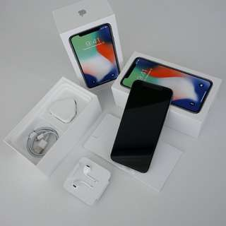 iphone X 64gb 香港行貨(warranty 2018-11)