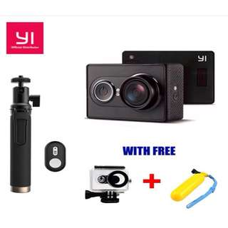 COD Xiaomi Yi Action Camera Bundle 1 - (7,000PHP)