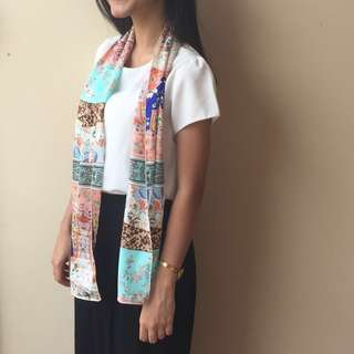 [NEW] Colorful Long Scarf