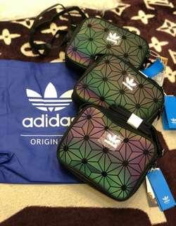 FREE POSTAGE!! Adidas 3D Sling Bag | PREMIUM ISSEY MIYAKE