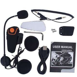 Motorcycle Helmet Headset interphone