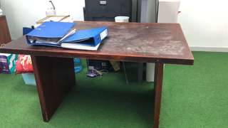 Table 古董木 實木