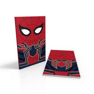 Iron Spider - Avengers Infinity War notebook