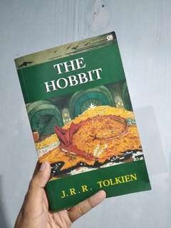 Novel The Hobbit #AFBakrie