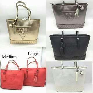 GUESS TOTE BAG (ORIGINAL)