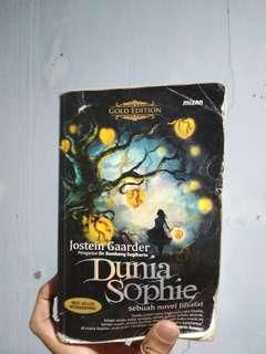 Buku Dunia Sophie #AFBakrie