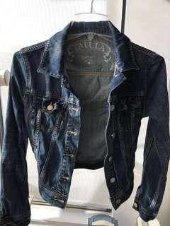 Aritzia Talula jean jacket XS *price drop*