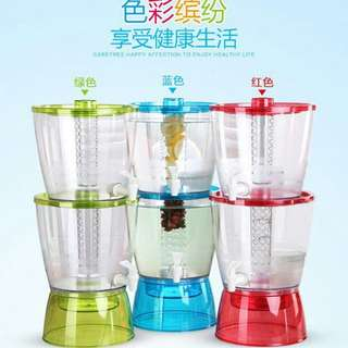 2 tier drink dispenser
