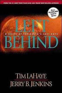 Left Behind Novel (book1)
