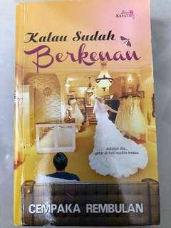 Novel Melayu : Kalau Sudah Berkenan