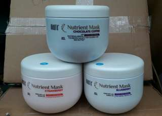 Masker rambut/hair mask inaura nutrient