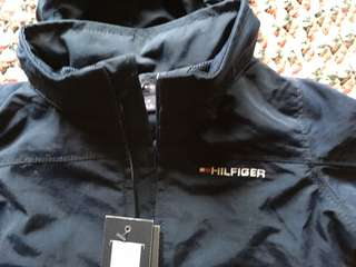 Brand new with tags Tommy Hilfiger jacket