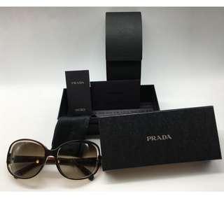 Pre-loved Authentic Prada classy eyewear sunglasses