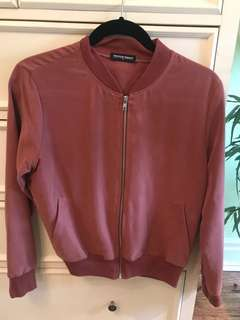 American Apparel bomber jacket