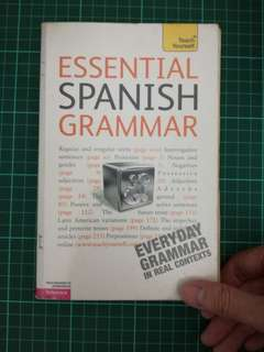 Spanish Grammar Guide
