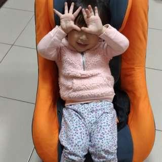 買安全坐椅送寶寶椅