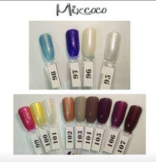 Mixcoco Gel Polish no.98-107