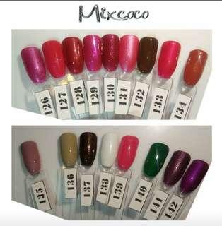 Mixcoco Gel Polish no.126-142