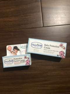 貝恩嬰兒活膚霜+全效護膚膏