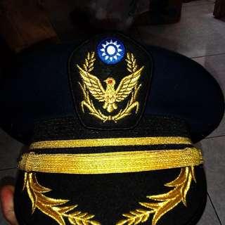 🚚 警帽 警用大盤帽 帽子 (公發品 正品)