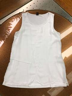 SELECTION White Top (Size