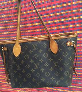 Authentic Louis Vuitton Neverfull Pm