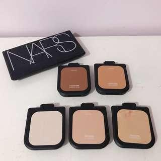 (包郵) Nars Radiant Cream Compact Foundation 膏狀粉底 SPF25/PA+++ (refill)