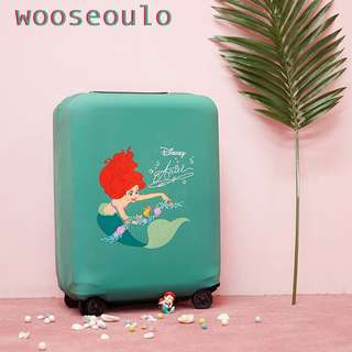 Ariel 行李箱套/喼套 美人魚
