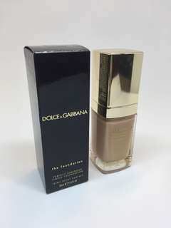 Dolce & Gabbana foundation