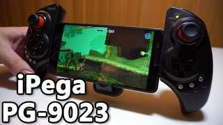 iPega 9023 and  LeJi Vr Box