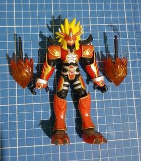 Digimon Agunimon
