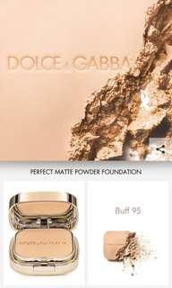 Dolce & Gabbana powder foundation