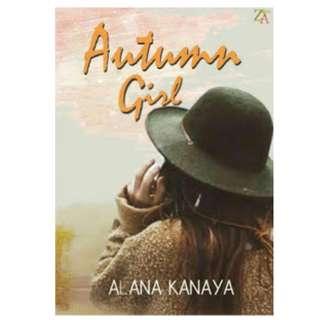 Ebook Autumn Girl - Alana Kanaya