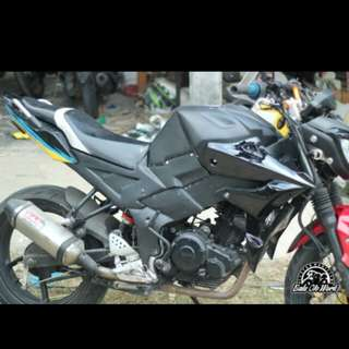 FZ16 custom coverset model gsx
