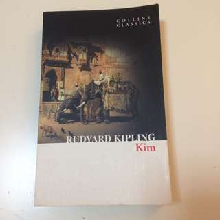 Rudyard Kipling Kim