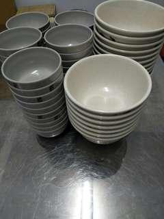 麵碗大10小10,飯碗30